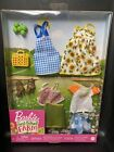 Barbie Sweet Orchard Farm Doll Clothes & Accessories Brand New outfits in box