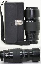 Sigma 75-300mm F/4.5-5.6 Lens for Minolta AF Or Sony Camera w/ Case - Free S&H