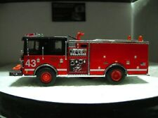 Code 3 Chicago FD. Luverne Pumper Truck with Led lighting,(price reduced)