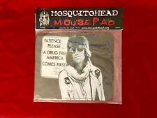 RARE Mosquitohead Rolling Stones Mousepad RST 2002 GE Tour Merch