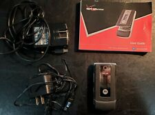 Motorola 1090 Hc1 Cell Phone Lot with phone and accessories