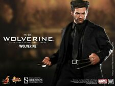 (US) HOT TOYS 1/6 MARVEL THE WOLVERINE MMS220 LOGAN WOLVERINE ACTION FIGURE