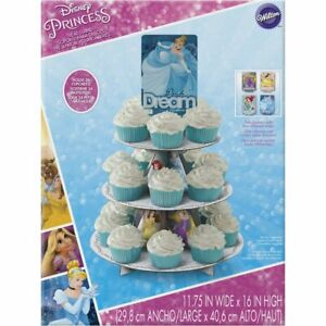 Wilton Disney Princess Treat Stands, Assorted