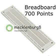 1PCS Prototype Breadboard 700/830 Tie-points MB102 SYB 120 Jumper Cables Wire