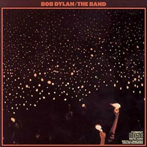 Before The Flood [Live With The Band, 1974] cd
