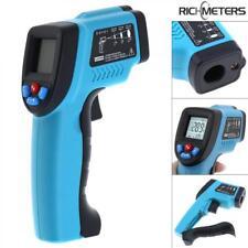 Temp Meter Temperature Gun Non-contact Digital Infrared Laser IR Thermometer