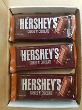 Hershey's Cookies N Chocolate 40g** 9 Bars*** 16/07/20