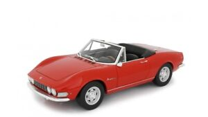 Fiat Dino Spider 2000 rot 1967 - 1:18 Laudoracing limited