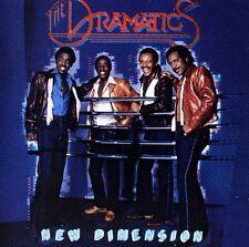 The Dramatics - New Dimension [New CD] UK - Import
