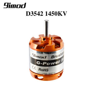 9imod -D3542 1450KV Brushless Outrunner Motor For Multicopters RC Plane Aircraft