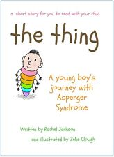 Story of Asperger/ASD/Autism child boy kid teacher SEN primary parent
