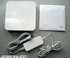 working Apple A1301 Airport Extreme Base Station with power supply modem router