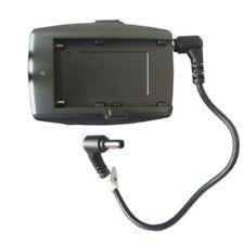 Batterieadapter-Montageplatte für Sony NP-Serie NP-F970 F750 F770 F550 F930