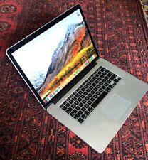 """Retina MacBook Pro 2014 15"""" 2.3 Ghz i7 16GB,2GB VIDEO Office Logic X Final Cut X"""