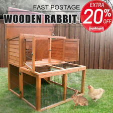 Wooden Indoor Small Animal Cages