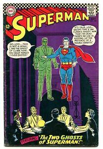 SUPERMAN # 186