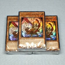 3x Yugioh Duel Devastator 1st Ed 56 Card Set Ash Blossom Super Poly (Cards Only)