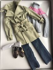 """Tonner HARRY POTTER 17"""" HERMIONE GRANGER WEEKEND TOGS Doll Clothes Outfit NRFB"""