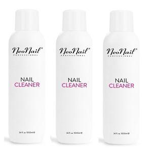 NeoNail Cleaner 1L * 1000 ml Nail Cleaner Schwitzschichtentferner Entfetter