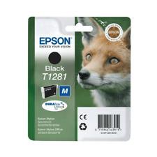 Epson Fox T1281 Ink Cartridge - Black (C13T12814012)