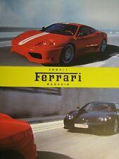 """FERRARI Magazin """"2006 - 1"""" mit F599 612 Racing Days 250 275 - Prospekt  Brochure"""