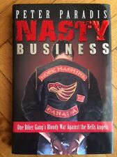 NASTY BUSINESS – HELLS ANGELS AGAINST ROCK MACHINE OUTLAW BIKER 1%ers HAMC 81