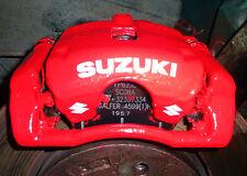 Suzuki Swift Ignis Sport Vitara Jimny Brake Caliper Decals Stickers ALL OPTIONS