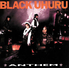 Anthem by Black Uhuru (CD, Oct-1990, Mango)