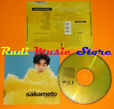 CD RYUICHI SAKAMOTO Sweet rebenge 1994 germany ELEKTRA(Xs5) lp mc dvd vhs