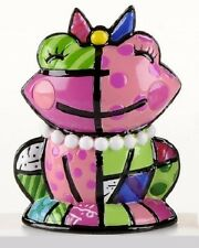 "BRITTO MINIATURES - ""FRENCHIE"" the FROG - 331847 1st EDITION - NEW"