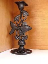 Candlestick Goldfish Cast iron Casley 1989 USSR