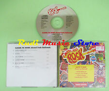 CD MITI DEL ROCK LIVE 99 CLOSER HOME compilation 1994 GRAND FUNK RAILROAD (C31*)