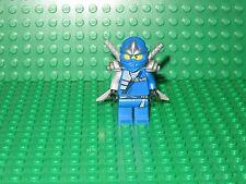 Jay ZX Blue Ninja Ninjago 9442 30085 LEGO Minifigure Mini Fig Minifig