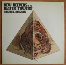 """New Keepers Of The Water Towers  """"Infernal machine"""" LP vinyl NEW open seal"""