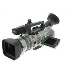 Sony DCR-VX2000 Camcorder -  Metallic silver