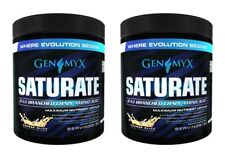 SATURATE Mammoth Muscle Building & Power Enhancing Supplement (Orange Flavor)