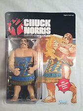 Vintage Kenner Chuck Norris Karate Kommandos TABE Action Figure MoC Unpunched