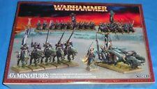 Warhammer Fantasy Dark Elves Warhost of Naggaroth NIB OOP - Dark Elf Army