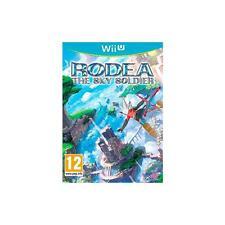 Rodea the Sky Soldier WiiU Nintendo Wii-u