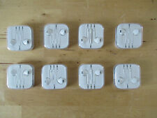 Lot of 8 Genuine Apple Earpods for iPhone 6S PLUS 5S 5 4S 4, Remote & Mic.