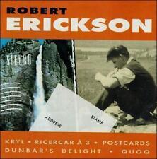 Audio CD Erickson: Sierra / Kryl / Ricercar à 3 / Postcards / Dunbar&