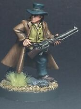 Foundry Western Cowboy With Repeater Rifle