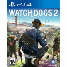 Watch Dogs 2 (Sony PlayStation 4 / PS4, 2016) Tested Complete