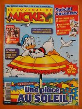 Le journal de Mickey N° 3135 du 18/07/2012. Walt Disney Presse Junior