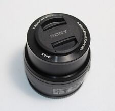 OPEN BOX Sony E PZ 16-50mm f/3.5-5.6 OSS Lens Free S/H