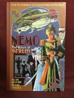 Nemo: The Roses of Berlin Hardcover Alan Moore Kevin O'Neill HC