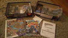 """Superman Metropolis 4D Puzzle 4D Cityscape [833 Pieces]  includes a poster  30"""""""