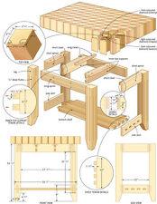 Carpintería pasatiempos 6 DVD AVI Carpintería Acabado restauración Reparación De Muebles