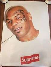 Supreme Mike Tyson Poster DS