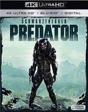 PREORDER: PREDATOR 1 (1987)   (4K ULTRA HD) - Blu Ray -Region free
